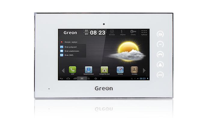 wideodomofon Greon IP GR-IS1-WA