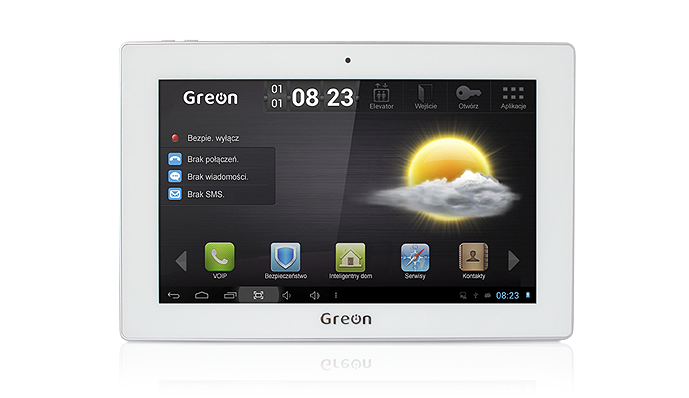 wideodomofon Greon IP GR-IS11-WA