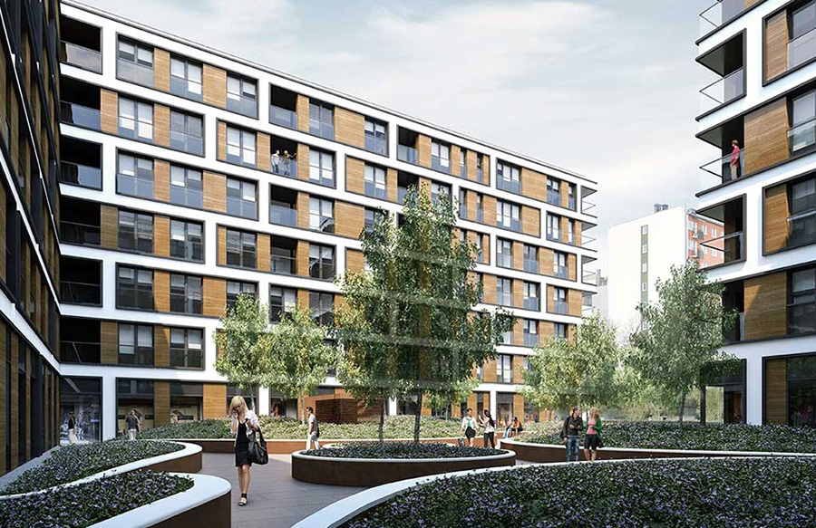 Active Residence - Lublin