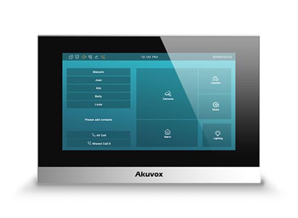 Monitor wideodomofonu IP/ SIP C313