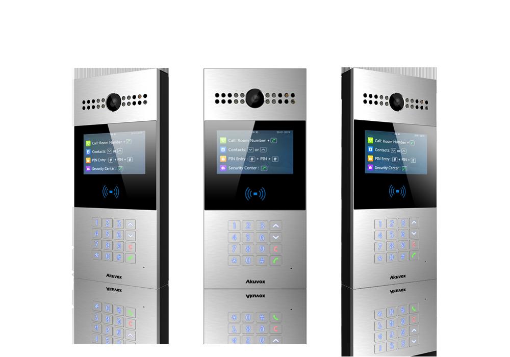 Wideodomofon IP/SIP Akuvox R28