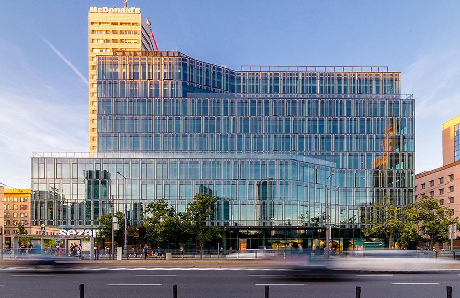 Centrum Marszałkowska - Warszawa