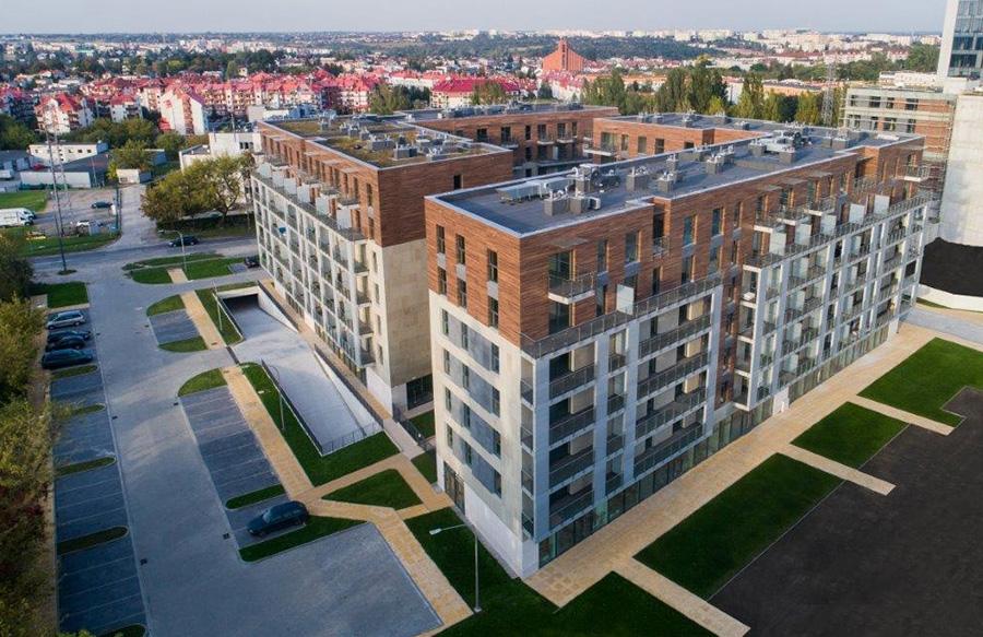 Nałęczowska Apartamenty - Lublin