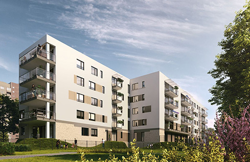 Saskalia Apartamenty - Warszawa