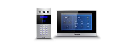 Wideodomofon IP GR‑OS5 Wideodomofon IP GR‑IS4