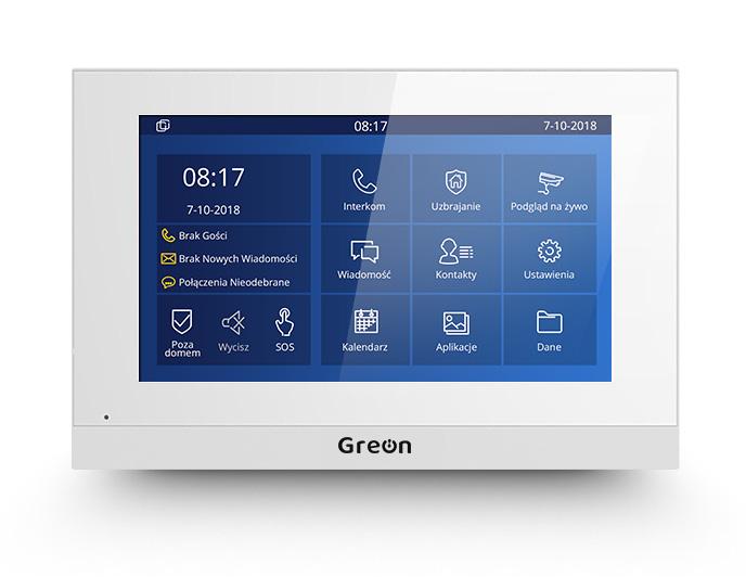 wideodomofon IP Greon GR-IS4-SLW