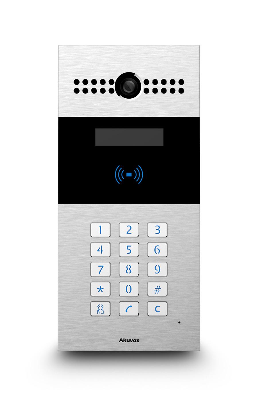 wideodomofon IP SIP Akuvox R27