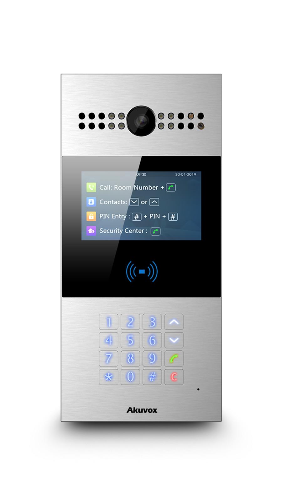 wideodomofon IP SIP Akuvox R28