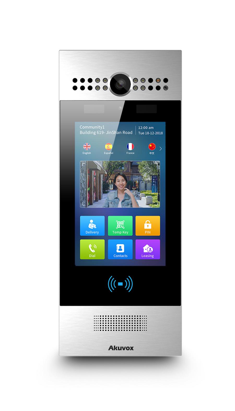 wideodomofon IP SIP Akuvox R29