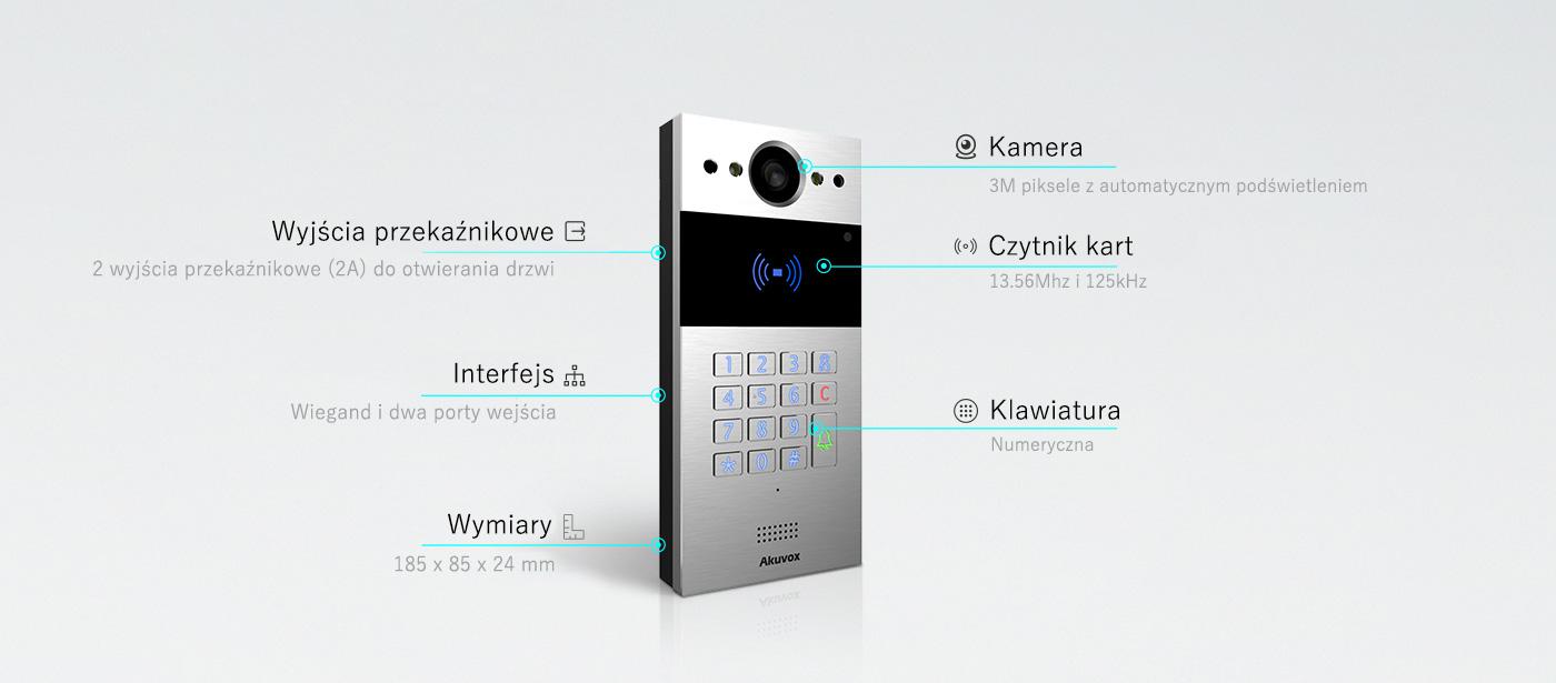 Akuvox R20K