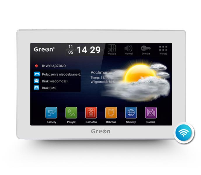 wideodomofon Greon IP GR-IS11-WA