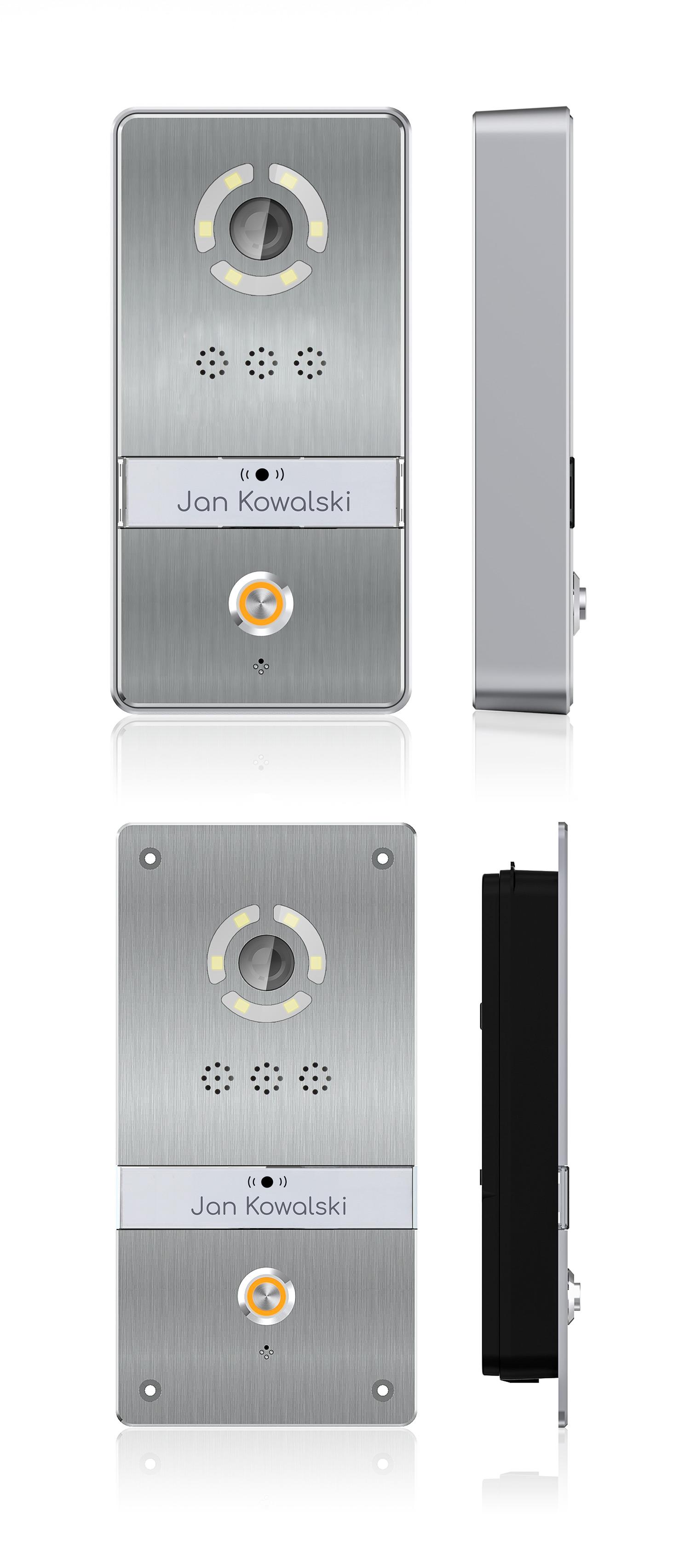 wideodomofon IP GR-OS6